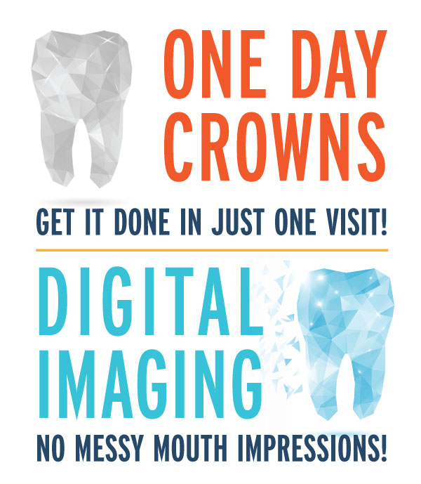 Peak Dental Arts - 1 Day Crown