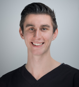 head shot Dylan Kellner | Peak Dental Arts - North Vancouver