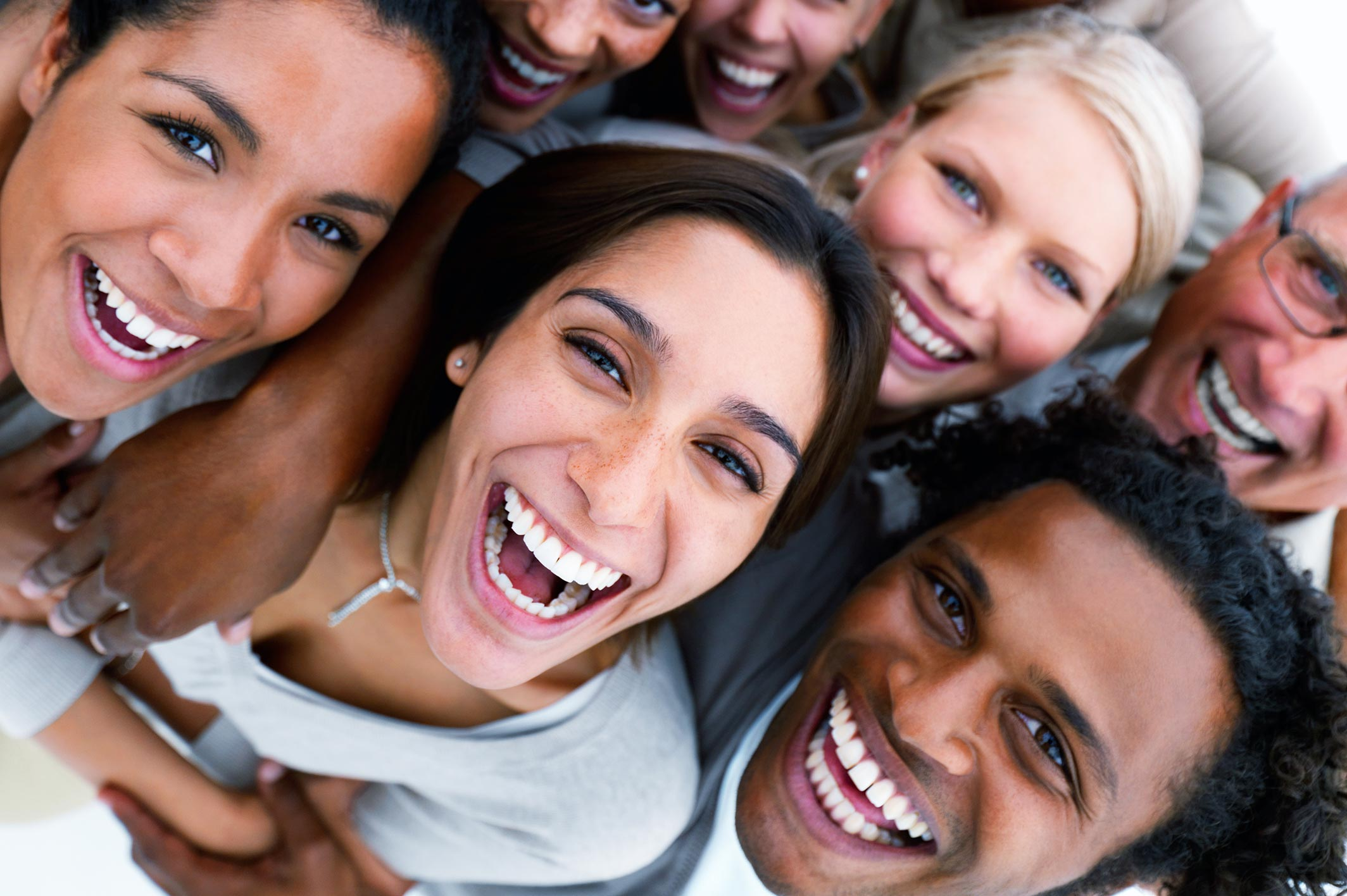 people smiling healthy teeth | Peak Dental Arts - North Vancouver