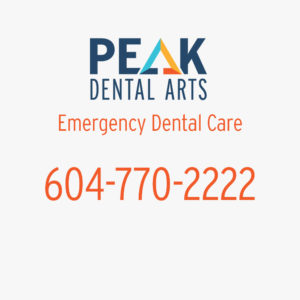 peak emergency dental care | Peak Dental Arts - North Vancouver