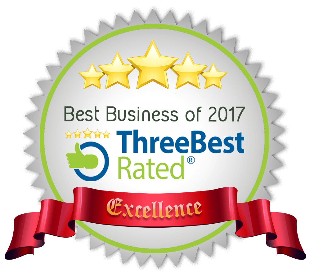 TBR Badge Best Business of 2017 | Peak Dental Arts - North Vancouver