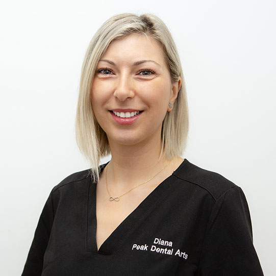 Diana | Dental Hygienist | Peak Dental Arts - North Vancouver